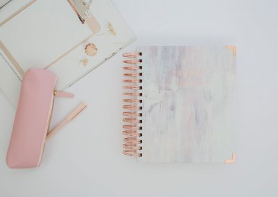 lifestyled-planner-daily-yearly-monthly-luxury-journal-2020-painted-rose-pink-rose-gold-1