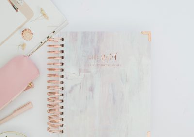 lifestyled-planner-daily-yearly-monthly-luxury-journal-2020-painted-rose-pink-rose-gold-2