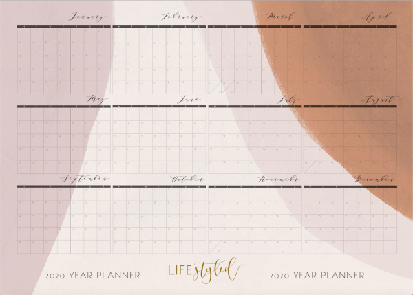 luxury-wall-planner-2020