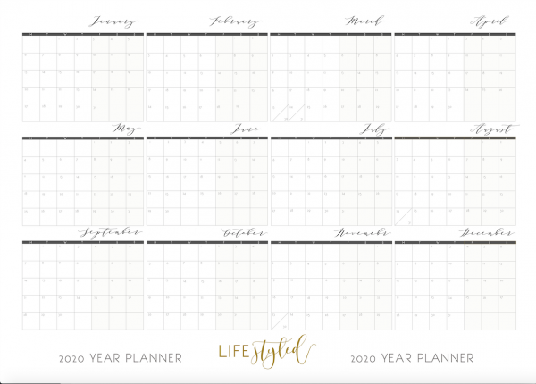 luxury-wall-planner-2020